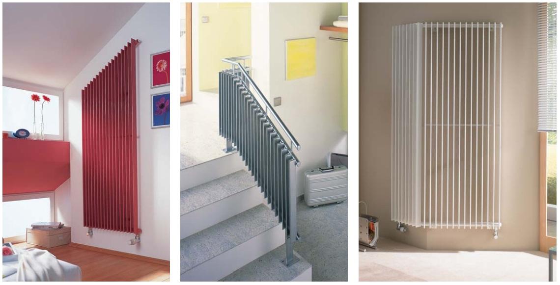 Дизайн радиатор Arbonia Arbotherm AT6 варианты исполнения